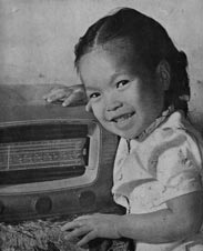 The radio in Saigon