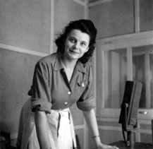 Suzanne Harsillard Radio France Asie 1950