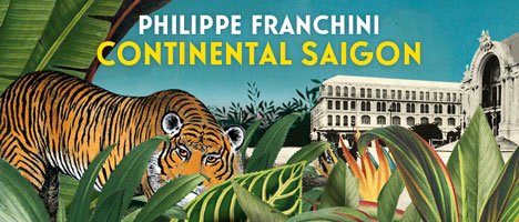 Philippe Franchini Continental Palace Saigon