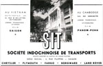 Societé Indochinoise de Transports Saigon