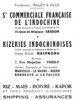 Rizeries Indochinoises Haïphong